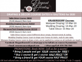 Decor & Draping Courses in Krugersdorp!