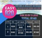 Start with only R20