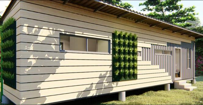 Eco off the grid pod homes for sale