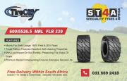 Forklift Tyres, Tractor Tyres, TLB Tyres