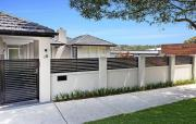 Boundary walls and steel fencing repairs and extensions