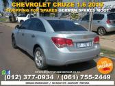 Chevrolet Cruse 1.6 2010 - STRIPPING FOR SPARES
