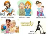 FREE OF CHARGE NANNY AGENCY-BABYSITTER AND CLEANING