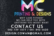 MC Printing And Designs
