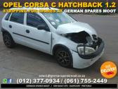 Opel Corsa C Gamma Hatchback - STRIPPING FOR SPARES!