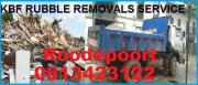 ROODEPOORT / WESTRAND RUBBLE REMOVALS  DEMOLISHING & EXCAVATIONS