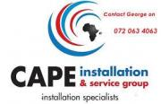 sameday dstv/ovhd installer/repairs gordons bay 0720634063