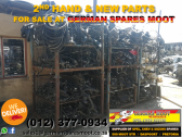 Second Hand & New OPEL, CHEVROLET & SUZUKI parts for sale!