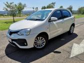 Toyota Etios 1.5 Xs 5dr