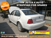 Volkswagen Jetta 4 Automatic - STRIPPING FOR SPARES!