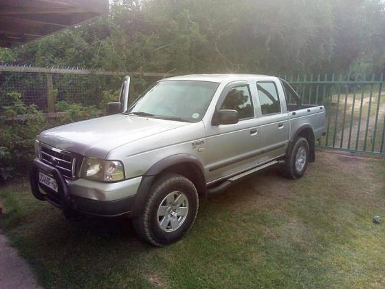 2006 Ford Ranger 2 x 4 XLT