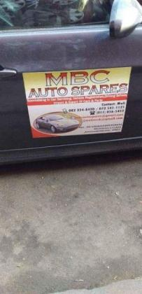 Car magnetic stickers