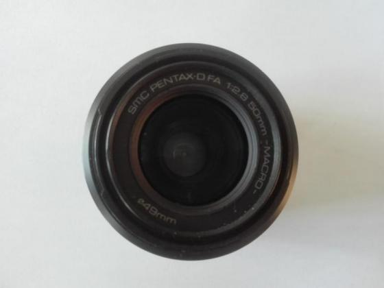 Pentax smc DFA 50mm f/2.8 Macro Lens in Pretoria, Gauteng
