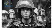 15-20% Funeral service discount on 'high risk job' employees