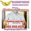 DMP Courier Services