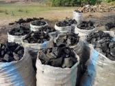 hardwood charcoal & briquettes