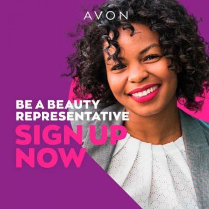 Stienie's Avon is recruiting.
