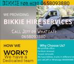 Bakkie Hire services 0658093880