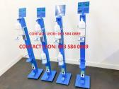 Non- Contact / Foot controlled Hands Sanitizer Dispenser For Sale