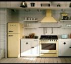 Smeg full kitchen