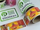 Stickers and label printing