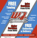 W.J. Automotive for your car service & repairs
