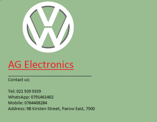 Automoive electronic repairs and spares in Cape Town, Western Cape
