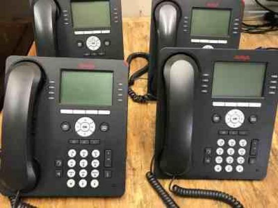 Brand New POE Avaya 9608G VoiP DeskPhones for Clearance Sale Urgently in Durban, KwaZulu-Natal