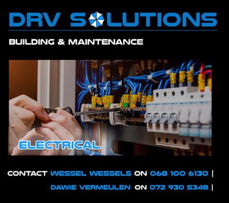 DRV Solutions - Building & Maintenance