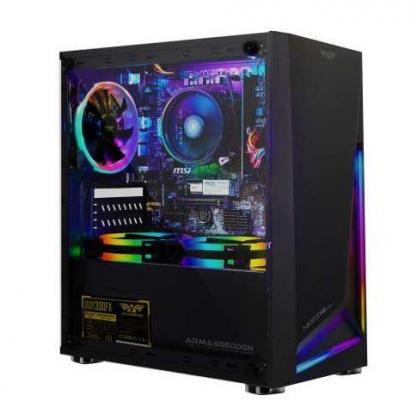 GAMING PC: Intel core i7-4770 cpu/16gb RAM/1 TB HDD/256gb ssd/RX580 4gb
