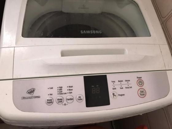 Samsung WA90G9 washing Machine