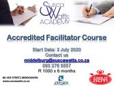 Accredited Facilitator Course
