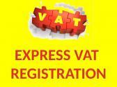 EXPRESS VAT REGISTRATION - R2500