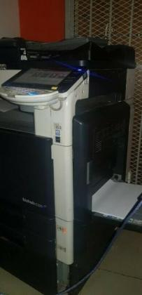 konica minolta bizhub c220 copier and printer in Johannesburg, Gauteng