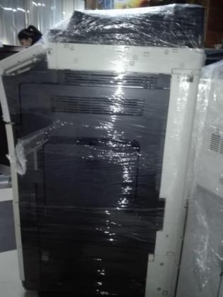 konica minolta bizhub c554e copier and printer