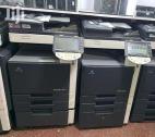 konica minolta bizhub c220 copier and printer