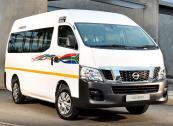 Pre-registered 16 Seater minibusses