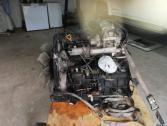 Toyota KZTE complete engine
