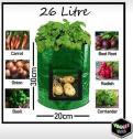 Veggie Grow Bags