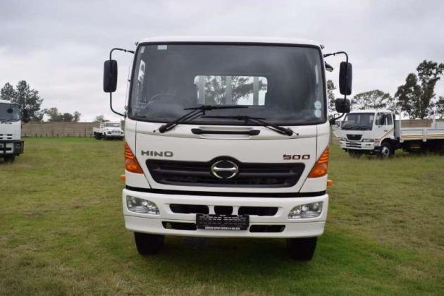 2015 Hino 500 Wide Cab 1627 4x4  SLWB Truck in Komatipoort, Mpumalanga