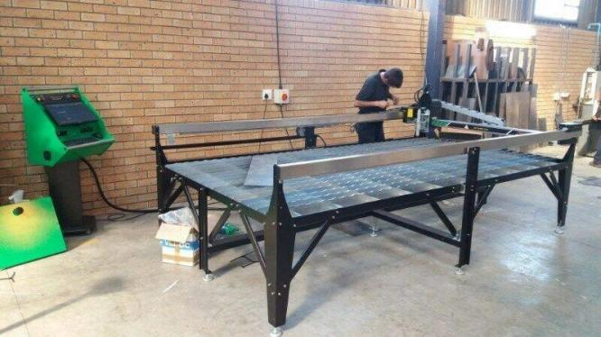 Plasma CNC cut sheet, tube or pipe. Plasma cutter 45amp with THC in Port Elizabeth, Eastern Cape
