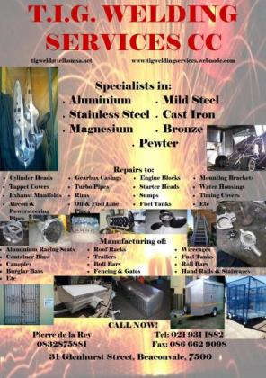 T.I.G. Welding Services