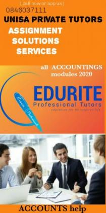 TAX3701 and FAC1601 Assignment 1 Solutions Unisa 2020 second semester in Sandton, Gauteng