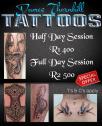 Dames Thornhill Tattoos