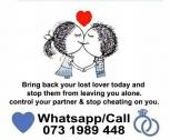 Muthi to bring back your Lover instantly +27731989448 Sangoma-Nyanga Traditional Healer in Ladysmith