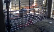 Steel and glass balustrades and staircases at very affordable rates
