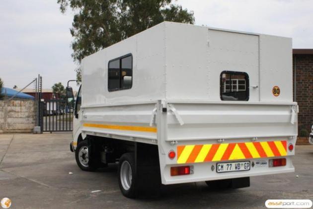 2013 Toyota DYNA 4-093 1.5 TON for sale in good condition in Mpumalanga in Komatipoort, Mpumalanga