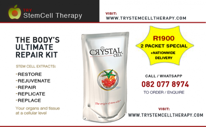 Crystal Cell for Sale - The Ultimate Repair Kit