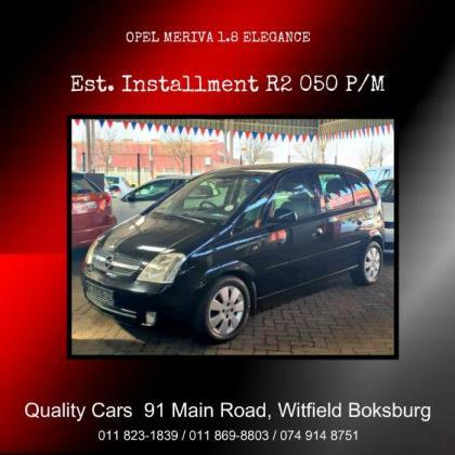 Opel Meriva 1.8 Elegance 2006