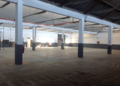 1250m factory / warehouse unit to let in Krugersdorp, Factoria